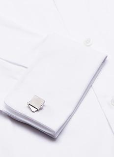 LanvinDouble square cufflinks