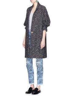 Isabel Marant Étoile 'Clayton' graffiti print jeans