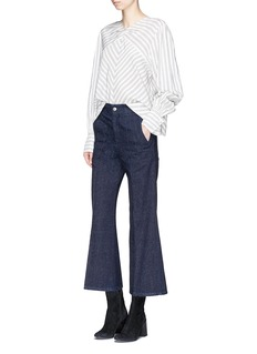 Isabel Marant 'Parsley' denim culottes