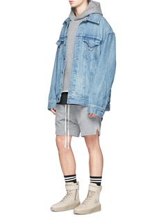 Fear of God French terry sweat shorts