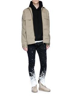 Fear of God Sleeveless hoodie