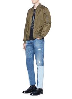 Valentino 'Rockstud Untitled 15' MA-1 bomber jacket