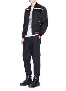McQ Alexander McQueenCotton chino track pants