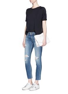 rag & bone/JEAN 'Phoenix' modal-cotton terry T-shirt
