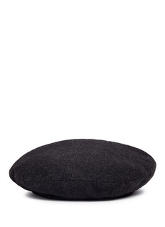 Maison Michel 'New Billy' reversible melton beret