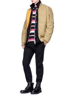 Sacai Sponge jersey jogging pants