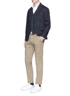 Barena'Tamariso Zonio' piqué soft blazer
