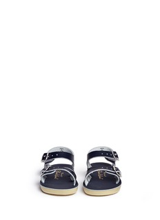 Salt-Water 'Seawee' toddler leather sandals