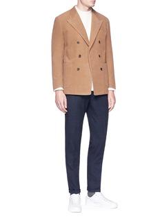 Camoshita Corduroy soft blazer