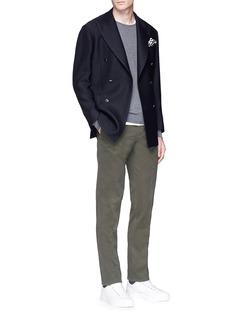 Lardini Textured wool sweater