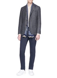 Lardini Woven cotton shirt