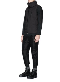 The Viridi-anne Cropped ripstop pants