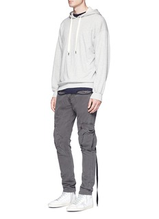 NSF 'Carter' French terry hoodie