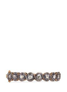 Aishwarya Diamond gold alloy bangle