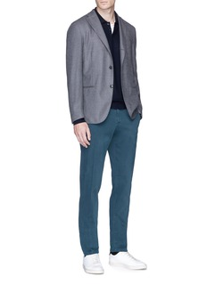 Boglioli 'K Jacket' slim fit soft blazer