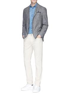 Boglioli 'K Jacket' stripe soft blazer