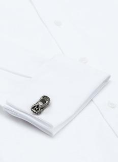 Deakin & Francis Ford GT sterling silver cufflinks