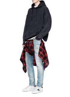 R13 Washed hoodie