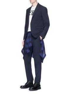 Dsquared2'Tokyo' virgin wool suit