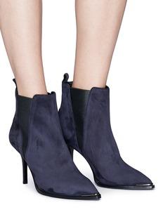 Acne Studios 'Jemma' suede Chelsea boots