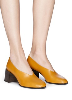 Acne Studios 'Sully' calfskin leather pumps