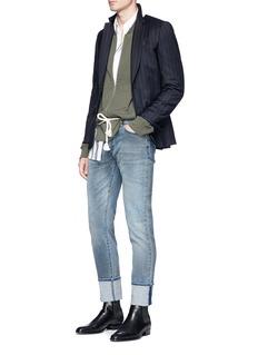 Maison Margiela Washed slim fit jeans