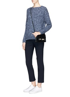 Vince Wool-cashmere-silk sweater