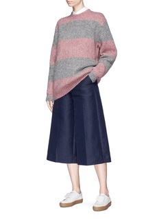 Acne Studios 'Albah' alpaca blend stripe sweater
