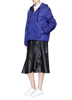 Acne Studios 'Mayland Face' padded windbreaker jacket