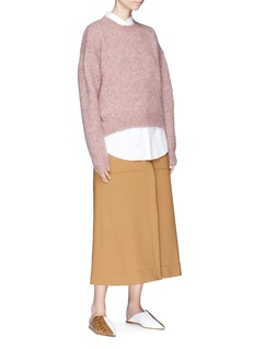 Acne Studios 'Shira' alpaca blend oversized sweater