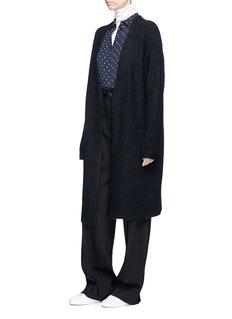 Acne Studios 'Raya' oversized long cardigan