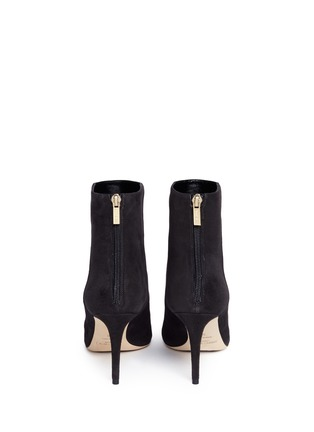 Back View - Click To Enlarge - Jimmy Choo - 'Duke 85' suede ankle boots