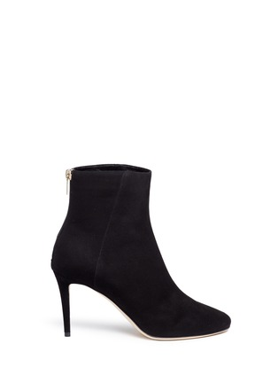 Main View - Click To Enlarge - Jimmy Choo - 'Duke 85' suede ankle boots