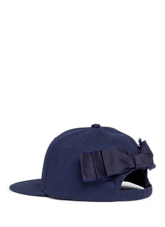 Piers Atkinson Glass crystal embellished baseball cap
