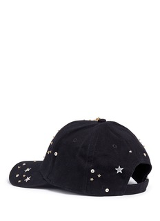 Piers Atkinson Star sequin embellished baseball cap