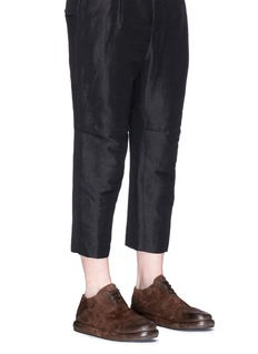 Marsèll 'Steppa' brogue leather Derbies