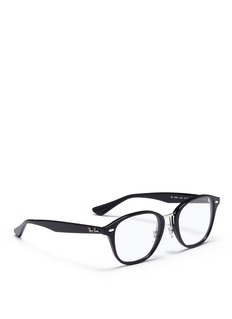 Ray-Ban 'RB5355' acetate square optical glasses