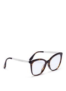 Dolce & Gabbana Tortoiseshell acetate square optical glasses