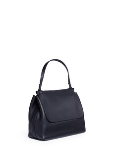 The Row 'Top Handle 14' leather shoulder bag