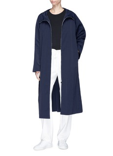 The Row 'Haylen' hooded coat