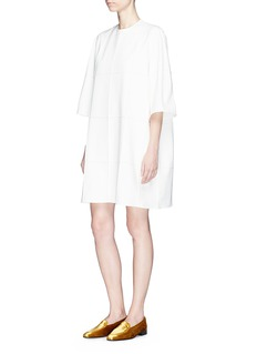 The Row 'Grika' stiff jersey dress
