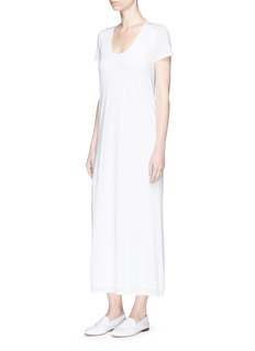 The Row 'Melen' layered T-shirt maxi dress