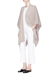 The Row 'Hern' cashmere knit cape