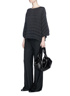 The Row 'Sinoma' flared suiting pants