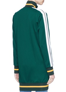Palm Angels Stripe trim track jacket
