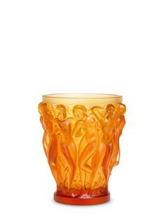 LaliqueBacchantes crystal vase