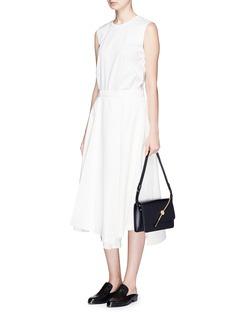 Sophie Hulme'Cocktail Stirrer' medium leather bag