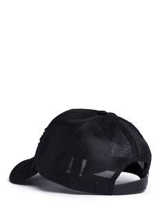 Venna Strass star crane embroidered baseball cap
