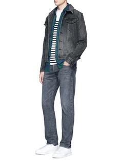 Simon Miller 'Benning' slim fit jeans