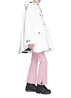 Moncler Grenoble 'Badai' ski poncho jacket